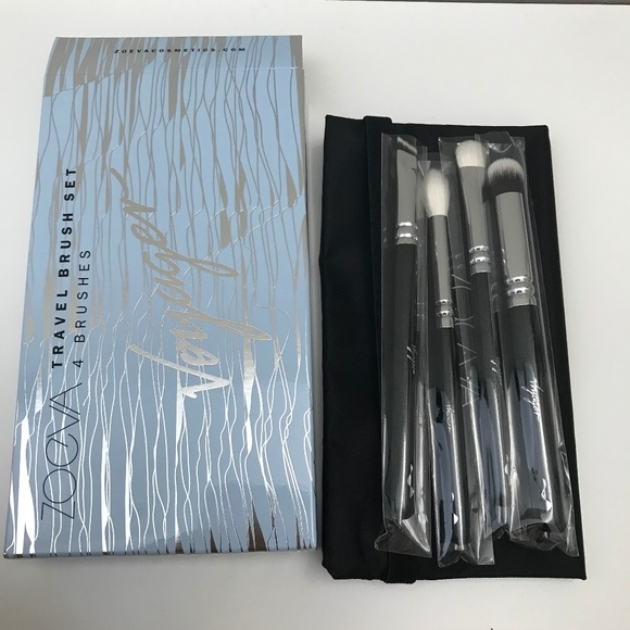 73bd98e031e62b ZOEVA Makeup | Travel Brush Set | Poshmark